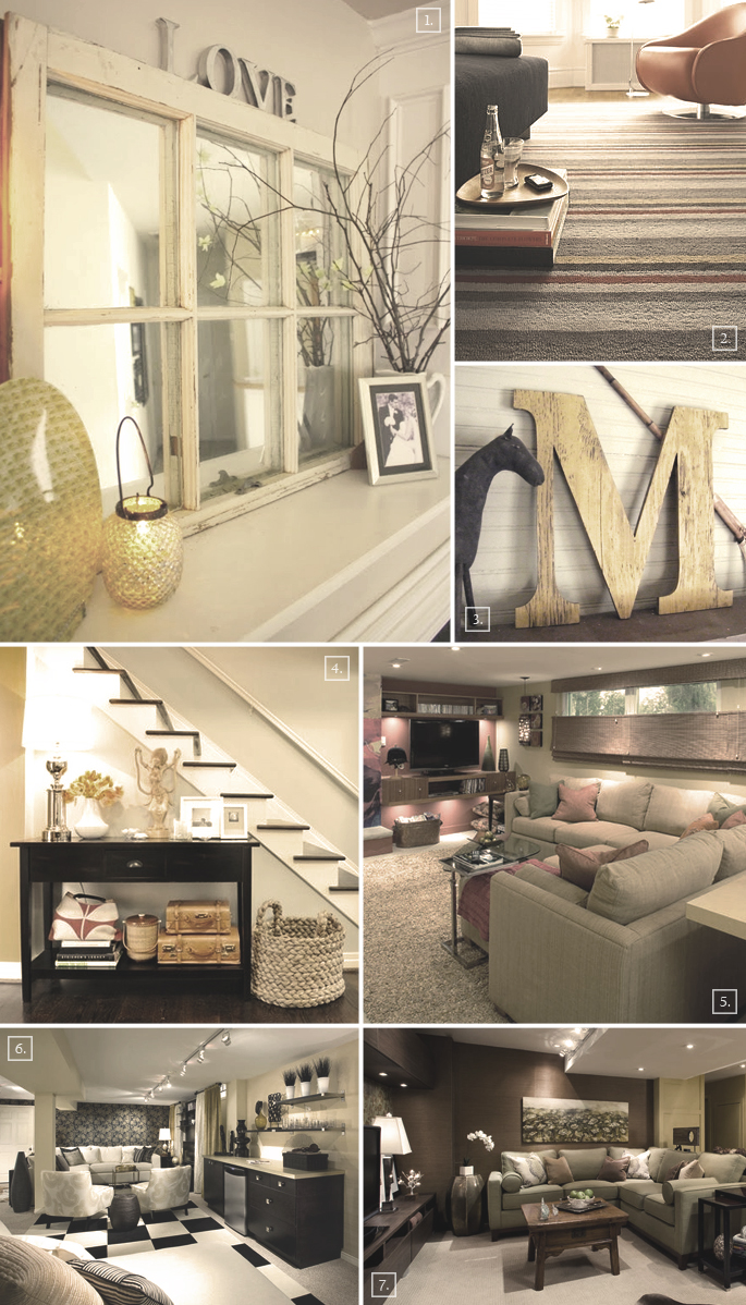 basement decorating ideas and designs for the dream home