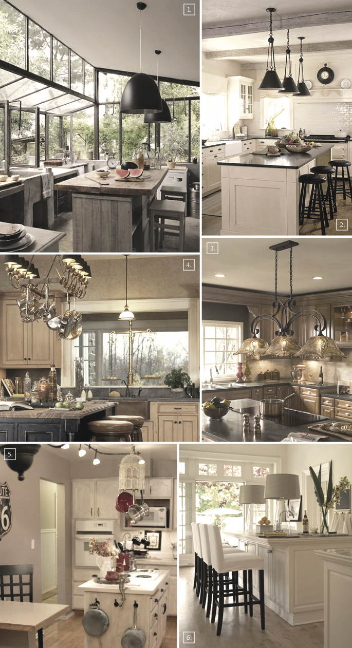 Beautiful Spaces: Kitchen Island Lighting Ideas | Home Tree Atlas