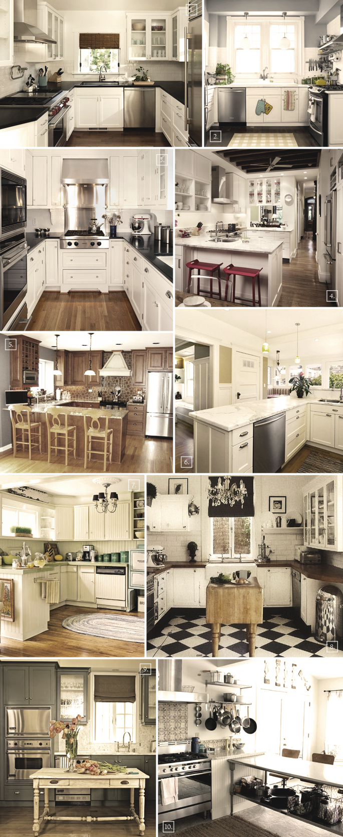 Cooking time u shaped kitchen designs and ideas home for Kitchen ideas u shaped