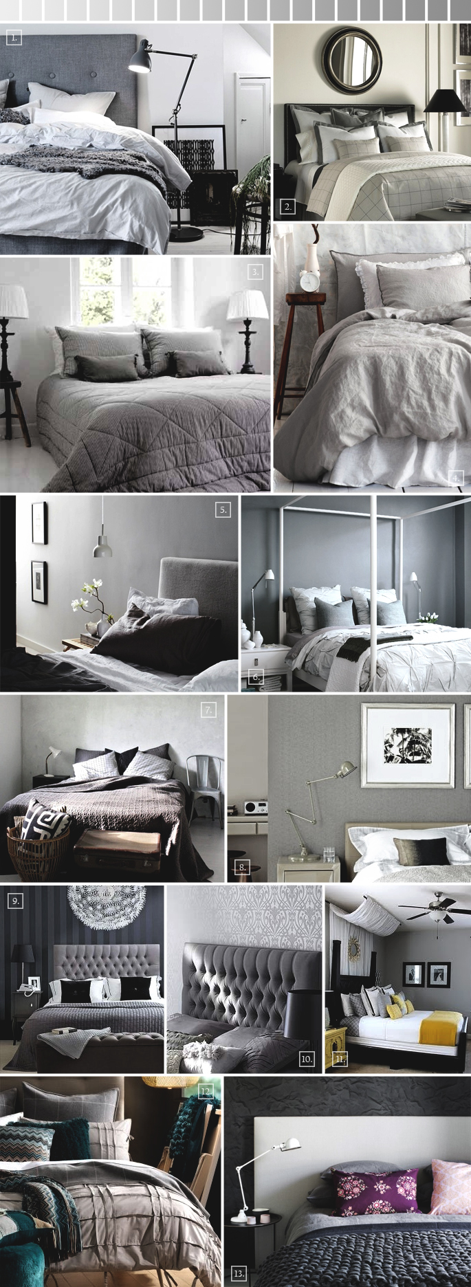 grey bedroom ideas decorating tips and design pictures home tree