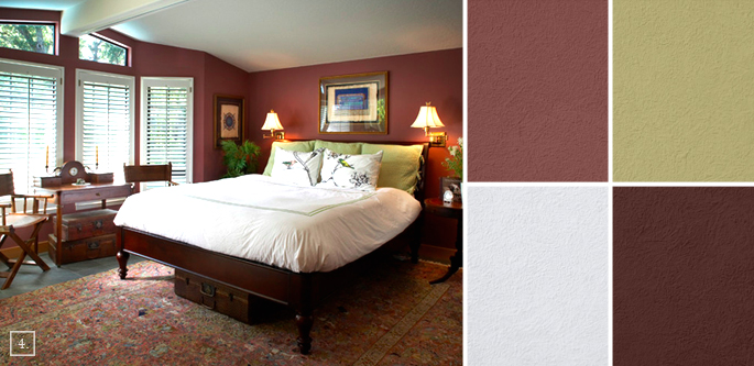 bedroom color ideas paint schemes and palette mood board home tree