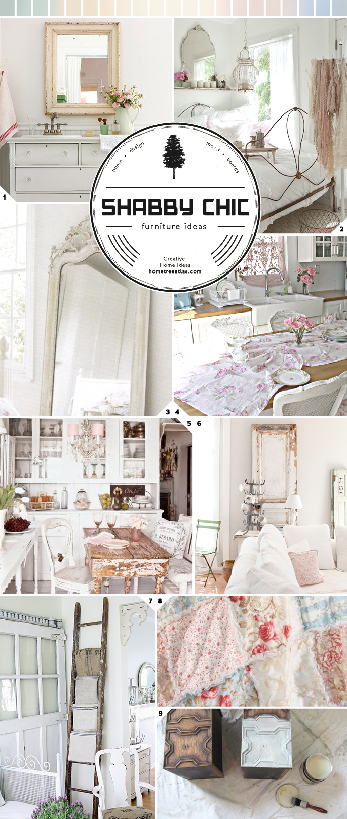 white shabby chic dresser images christys thrifty. Black Bedroom Furniture Sets. Home Design Ideas